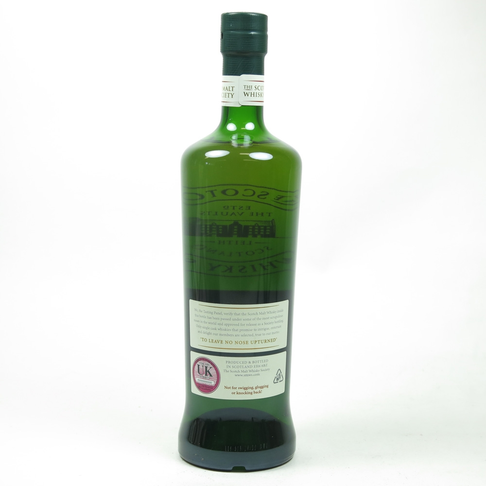 Rosebank 1990 SMWS 23 Year Old 25.68 Back