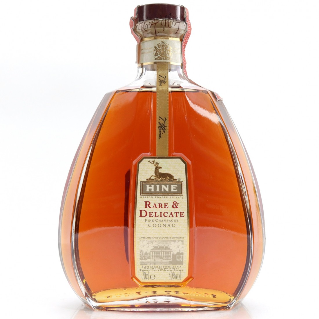 Hine Rare and Delicate Cognac