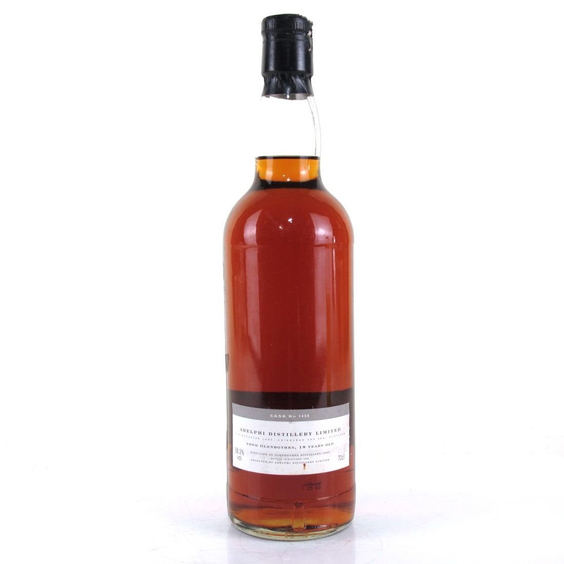 Glenrothes 1980 Adelphi 18 Year Old