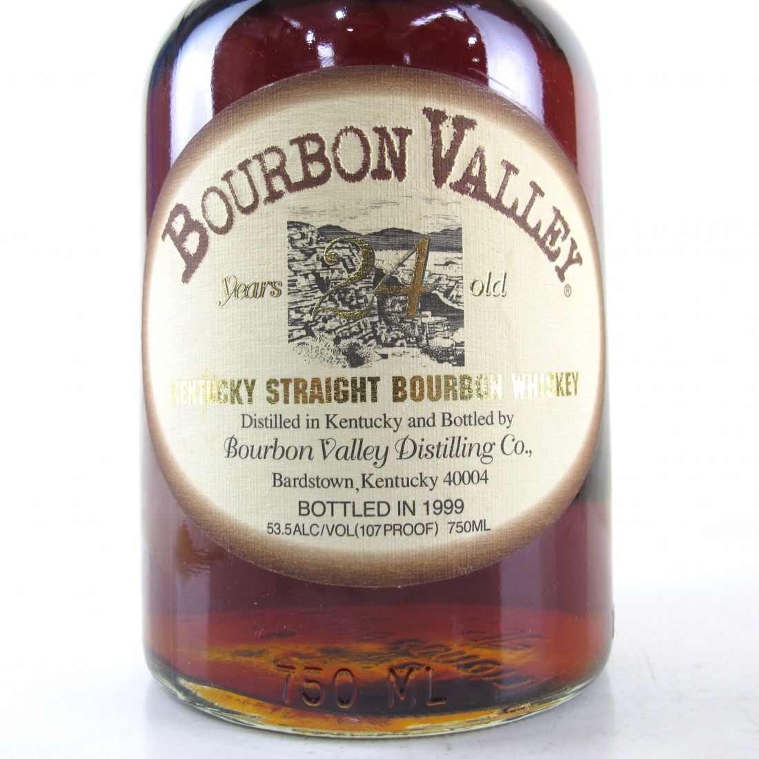 Bourbon Valley 1974 24 Year Old