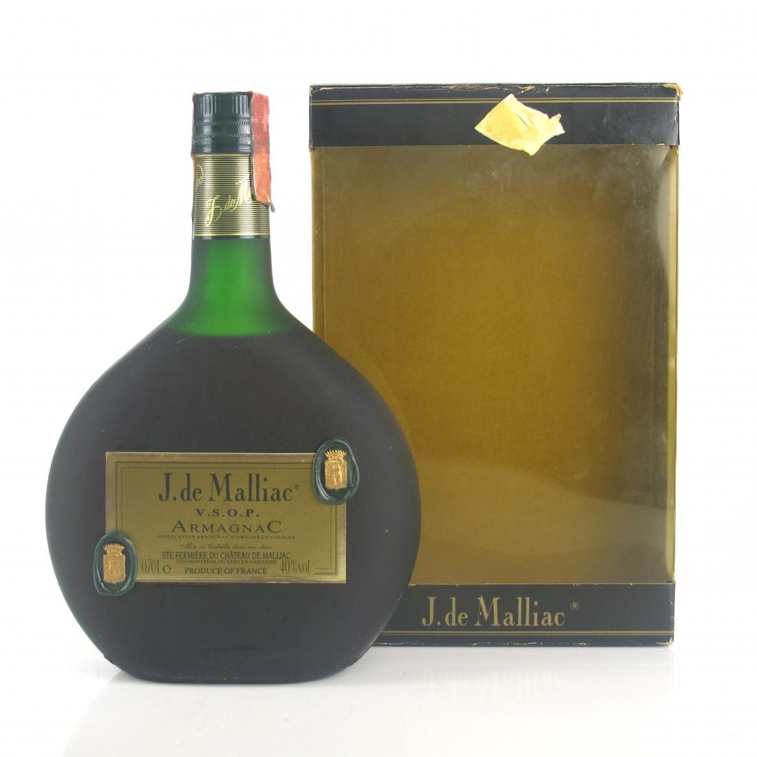 J. de Malliac VSOP Armagnac