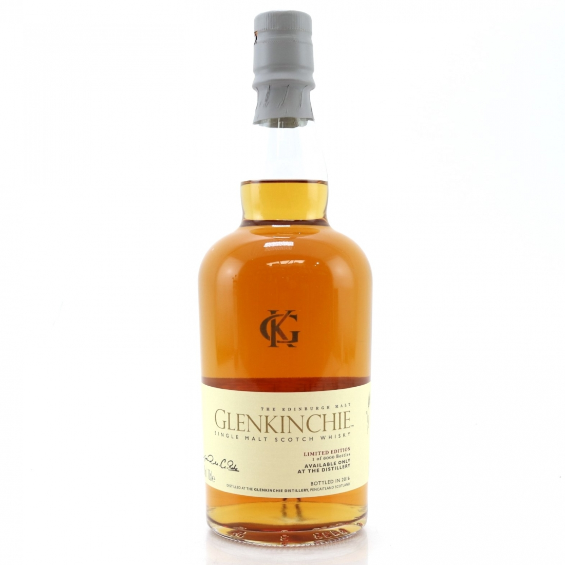 Glenkinchie Distillery Exclusive 2016