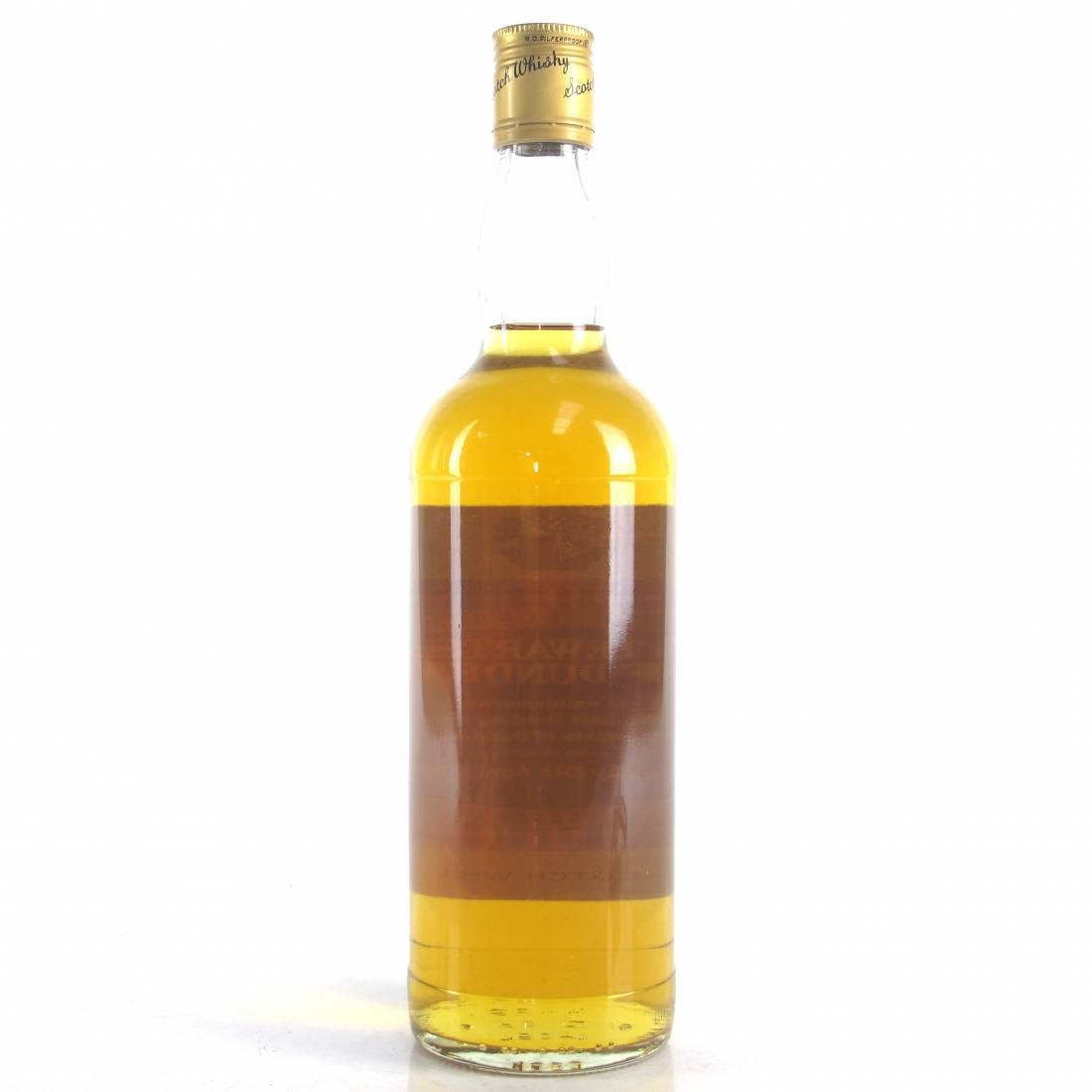 Stewarts of Dundee Rare 1831 - 1995 Last Bottling