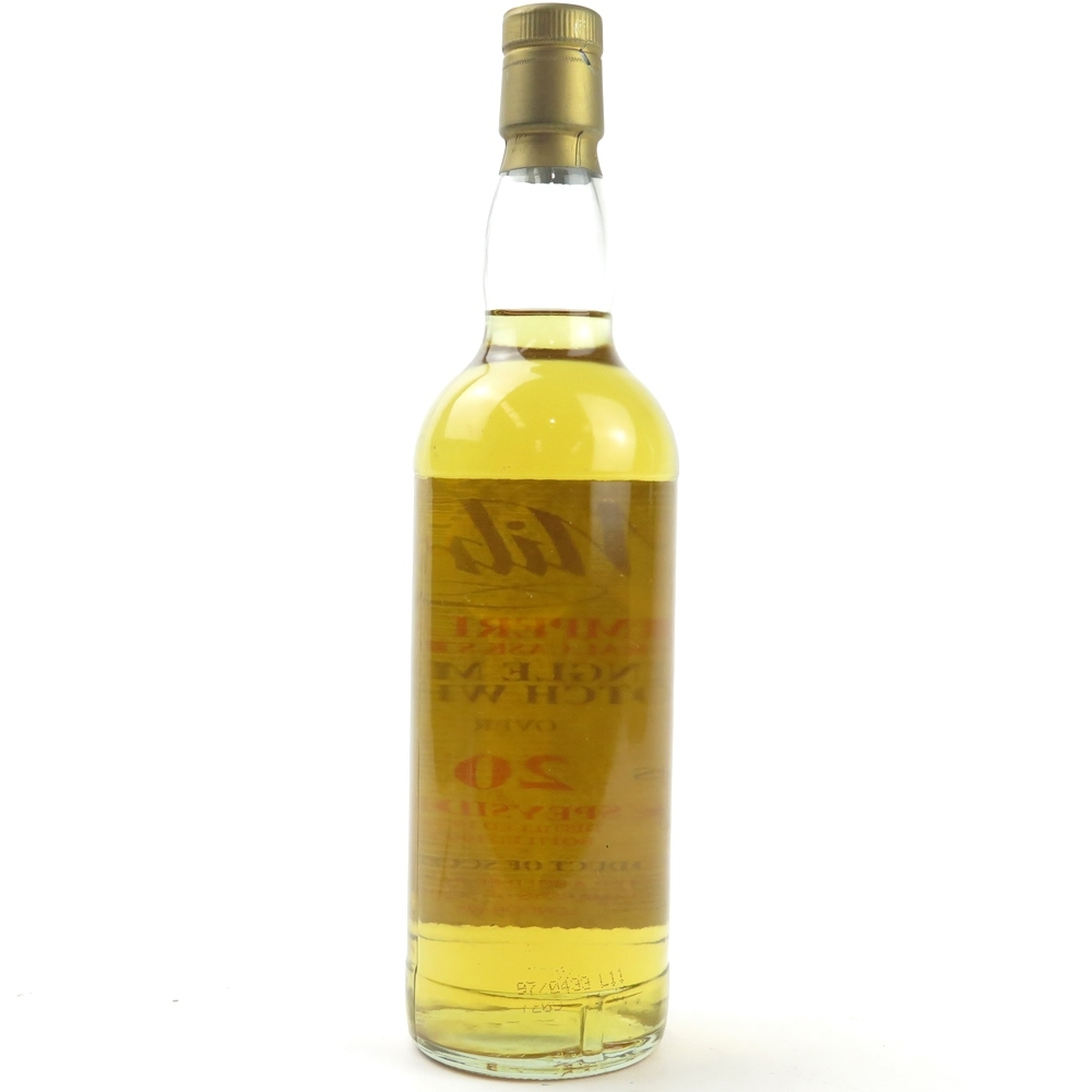 Imperial 1976 Milroy's 20 Year Old Cask Strength