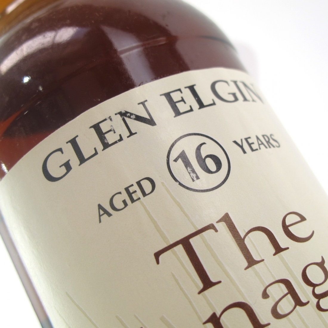 Glen Elgin 16 Year Old Manager's Dram 1993