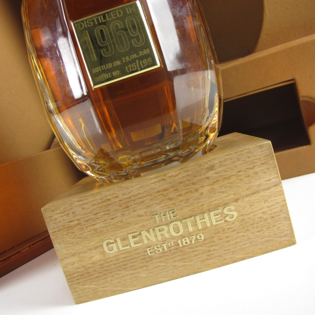 Glenrothes 1969 Extraordinary Single Cask #11485