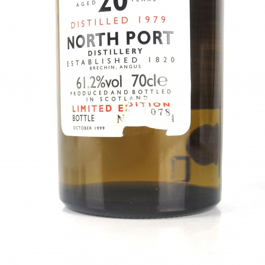 North Port 1979 Rare Malt 20 Year Old / 61.2%
