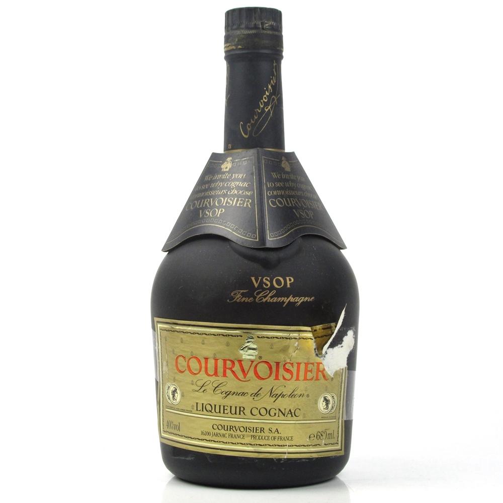 Courvoisier VSOP Liqueur 1980s