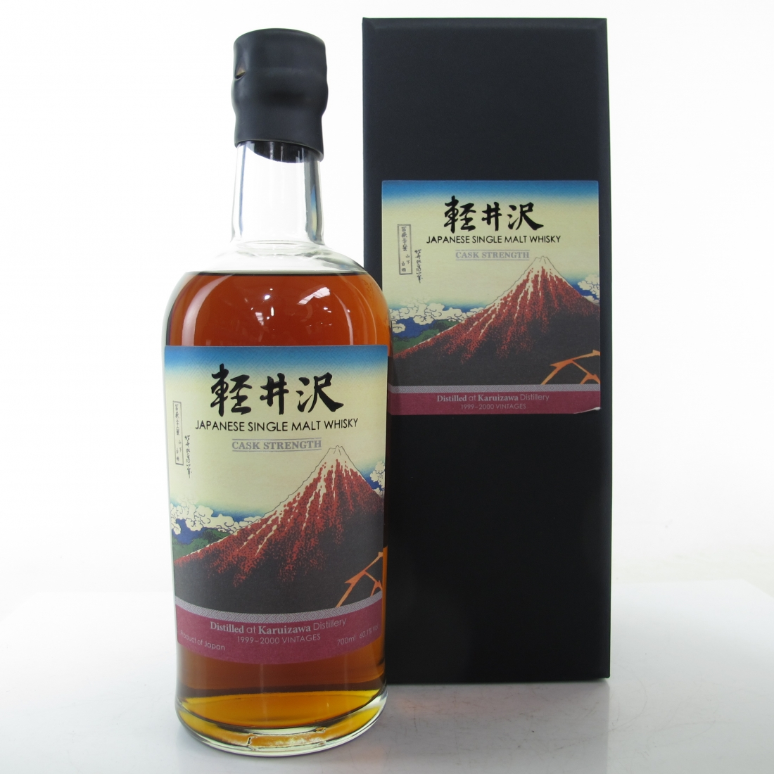 Karuizawa 1999/2000 Cask Strength 4th Edition