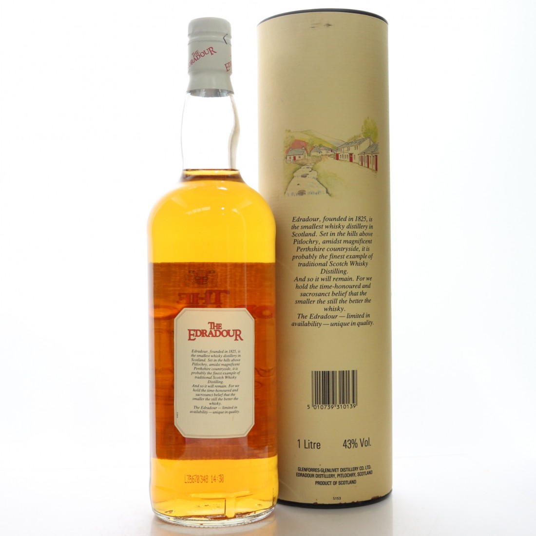 Edradour 10 Year Old 1 Litre