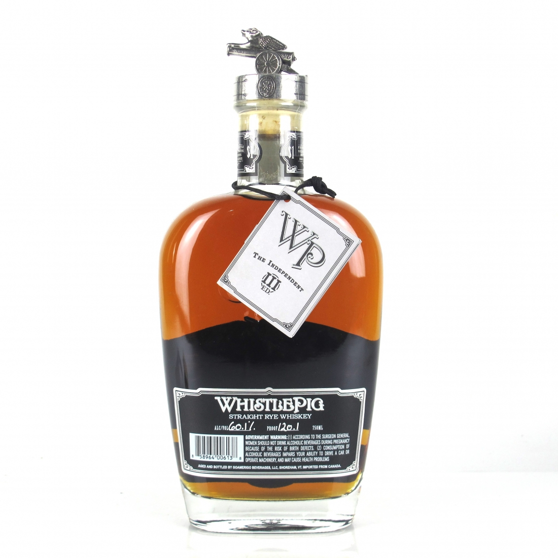 Whistlepig 14 Year Old Single Barrel Rye / The Boss Hog 3rd Edition