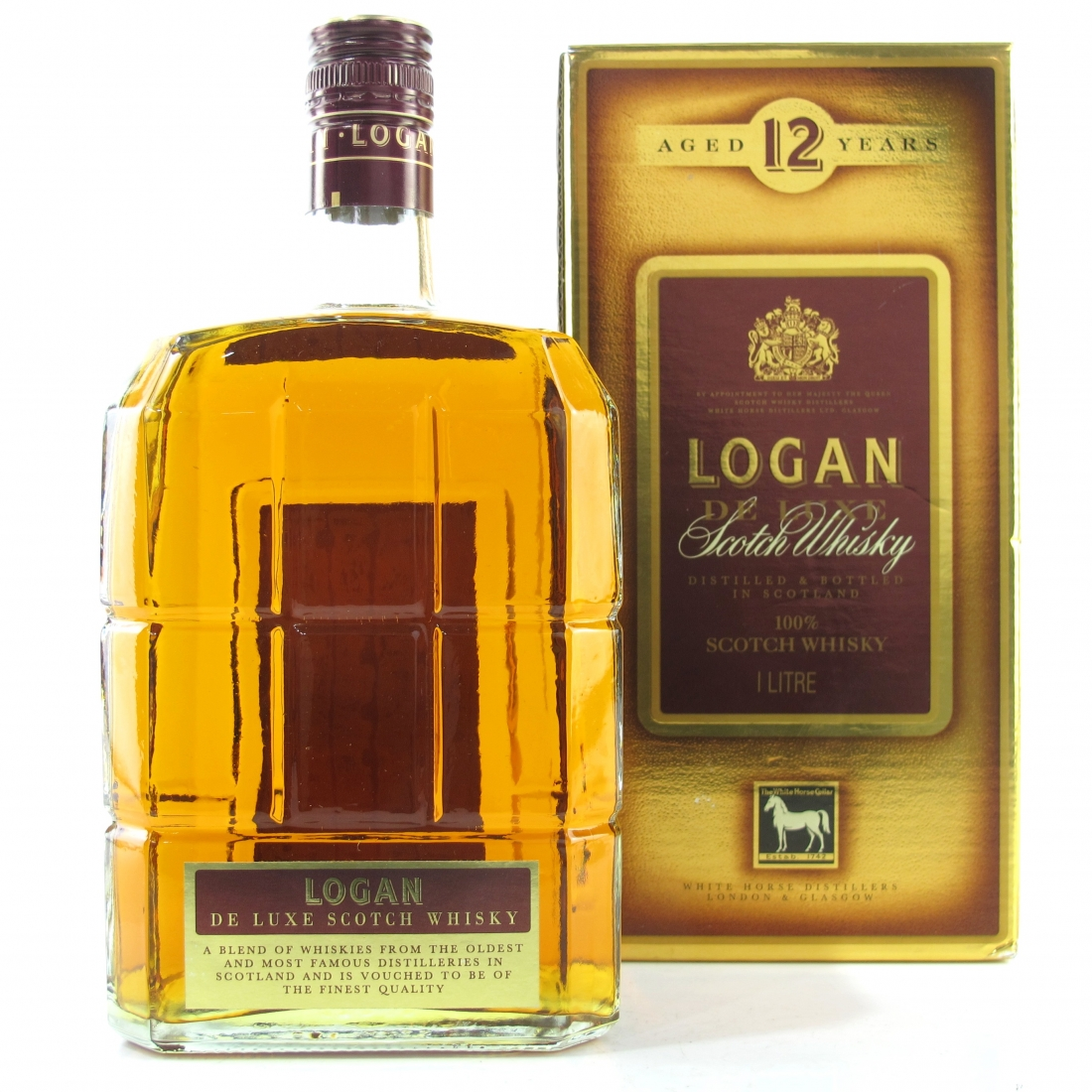 Logan De Luxe 12 Year Old 1 Litre