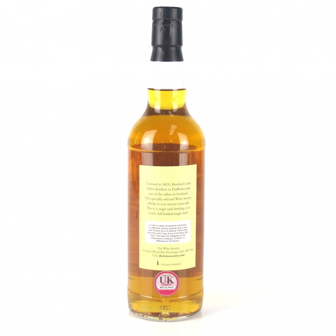 Mortlach 17 Year Old / The Wine Society