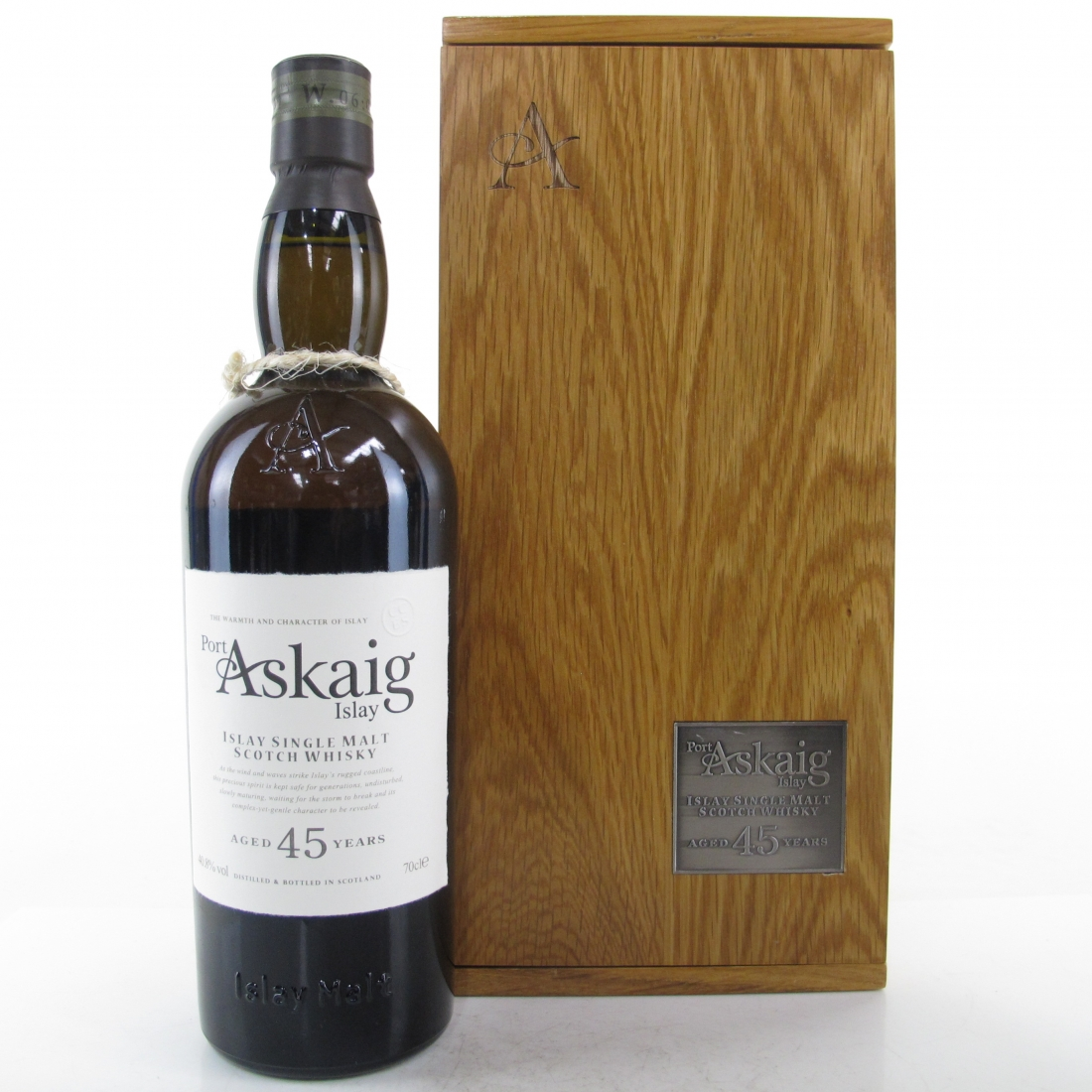 Port Askaig 45 Year Old