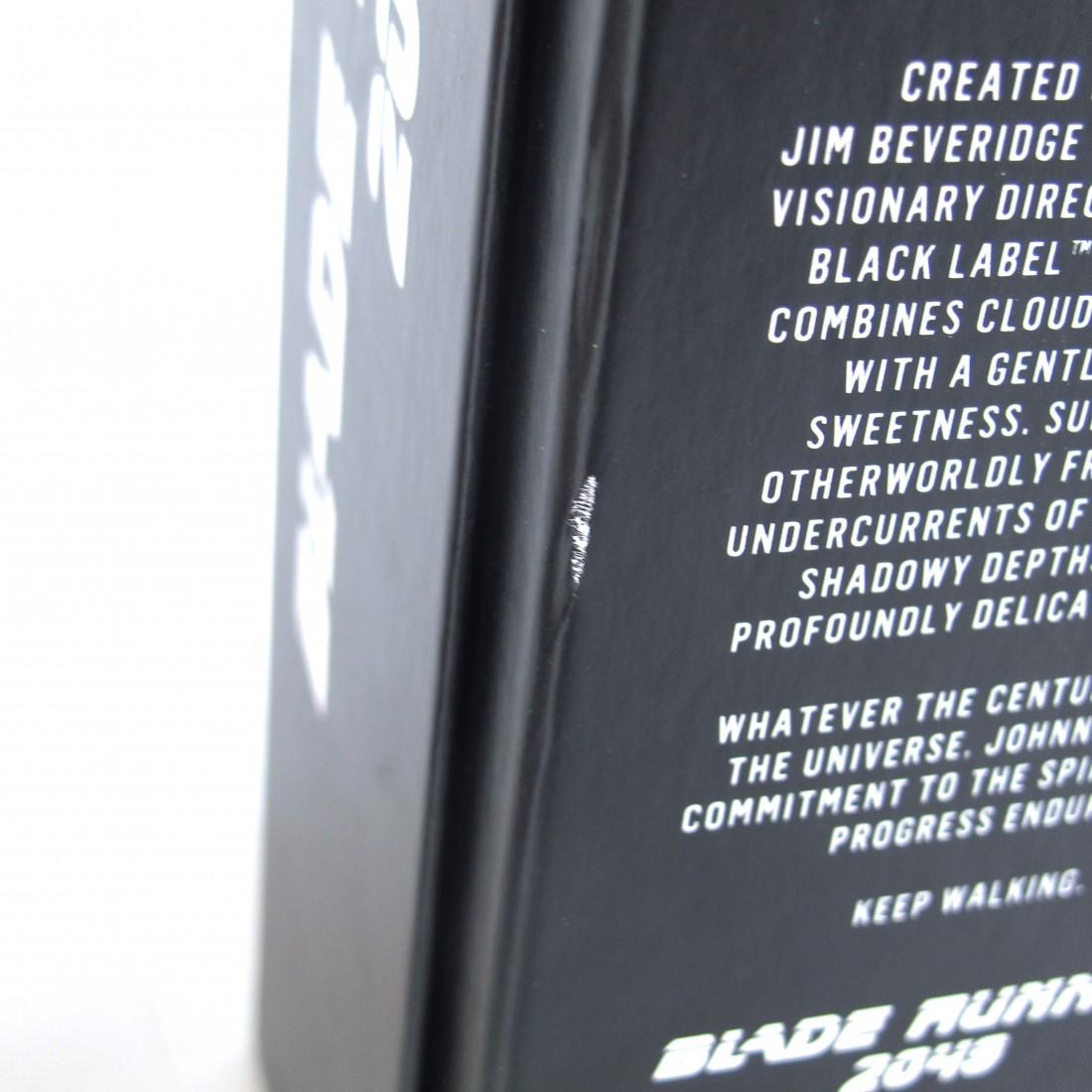 Johnnie Walker Black Label The Director's Cut / Blade Runner 2049