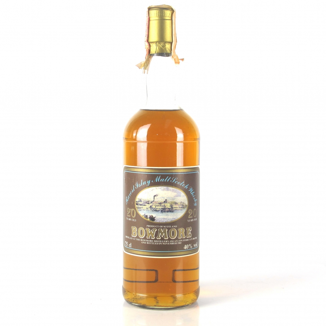 Bowmore 1965 20 Year Old / Intertrade Import