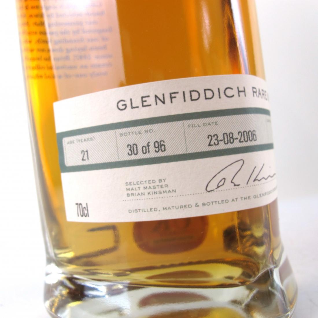 Glenfiddich 21 Year Old Rare Cask #11