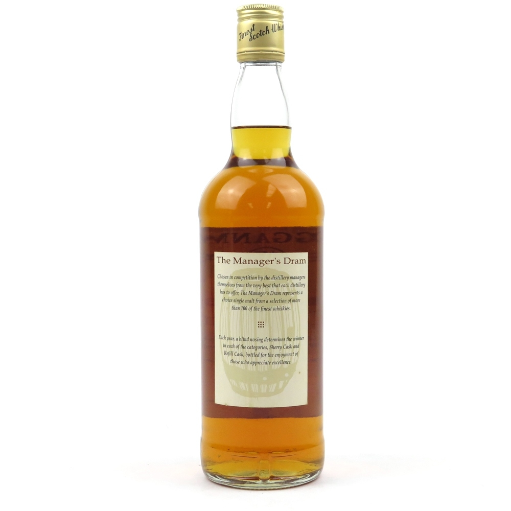 Cragganmore 17 Year Old Manager's Dram 1992
