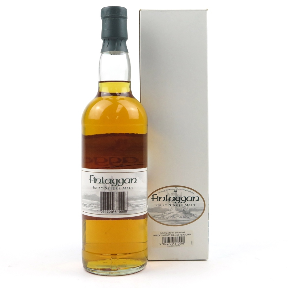 Finlaggan Old Reserve 15 Year Old