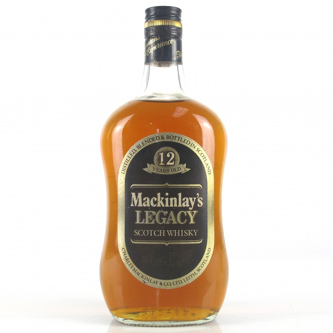 Mackinlay 12 Year Old 1970s