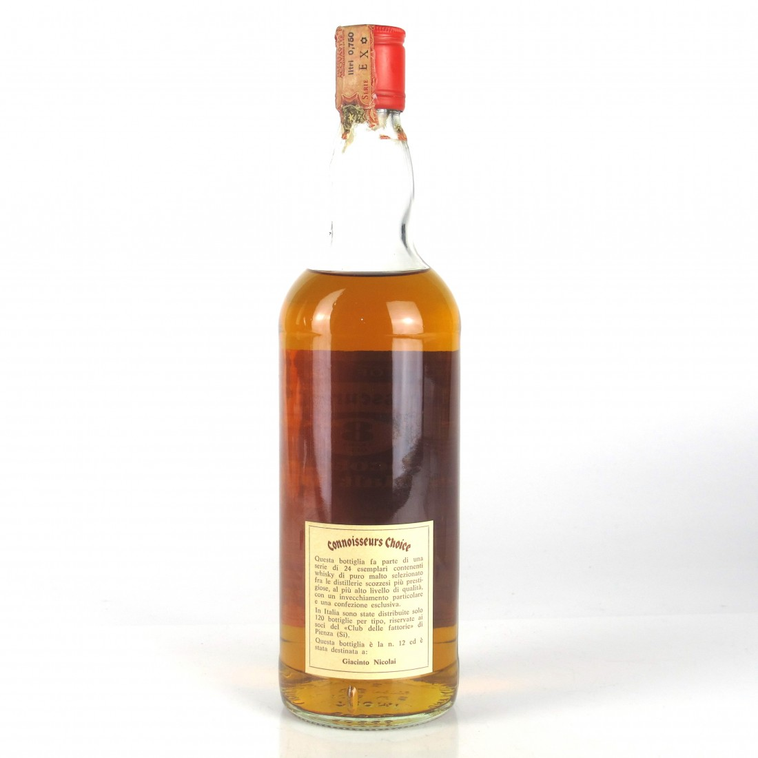 Tobermory 1972 Gordon and MacPhail 8 Year Old 1980s / Pinerolo Import