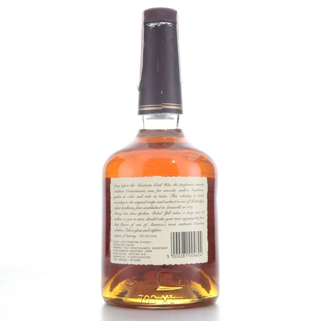 Rebel Yell Kentucky Straight Bourbon 1990s / Stitzel-Weller