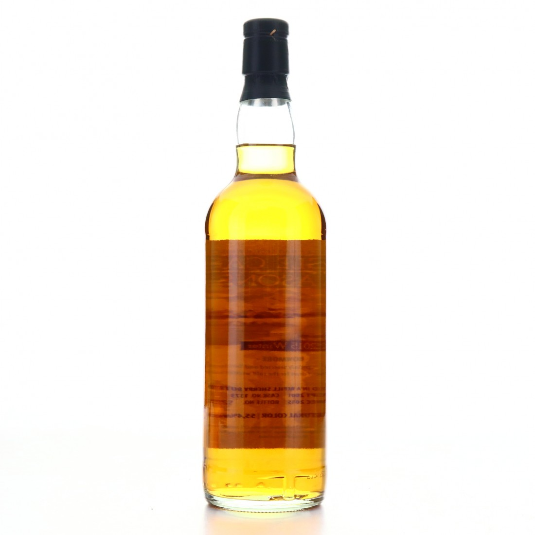 Bowmore 2001 Signatory Vintage / Single Cask Seasons