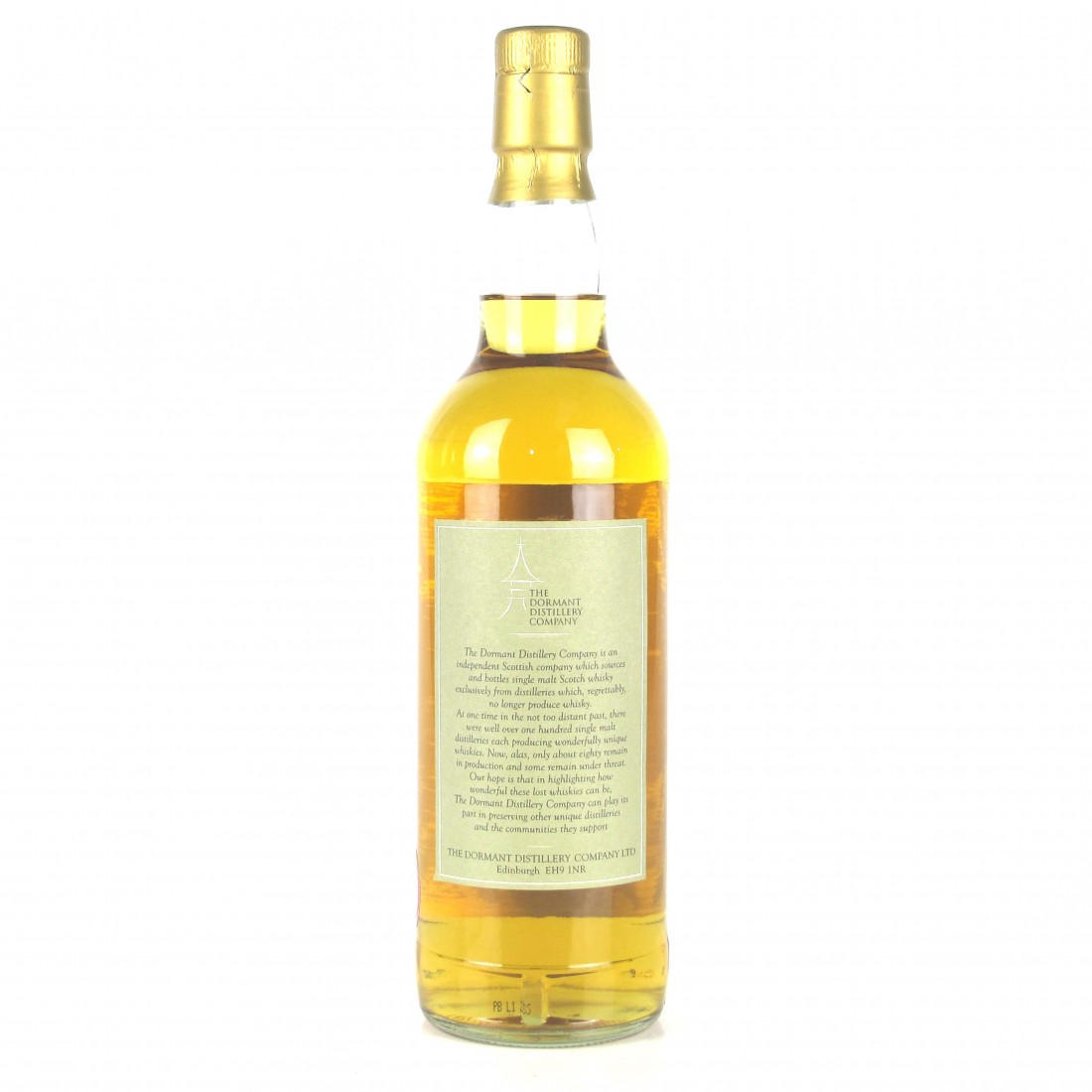 Imperial 1976 Dormant Distillery Company 29 Year Old