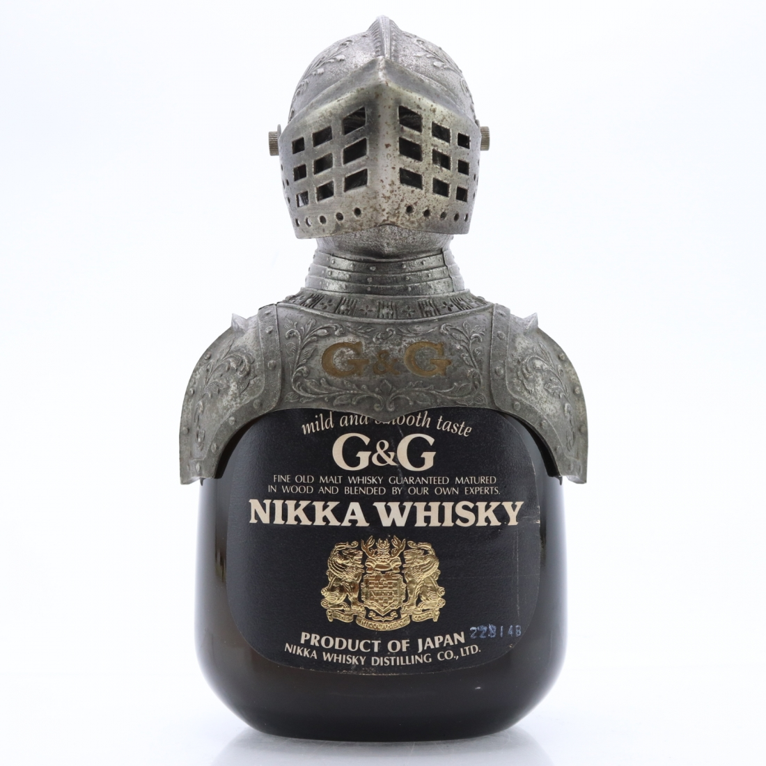 Nikka Gold and Gold Knight 76cl