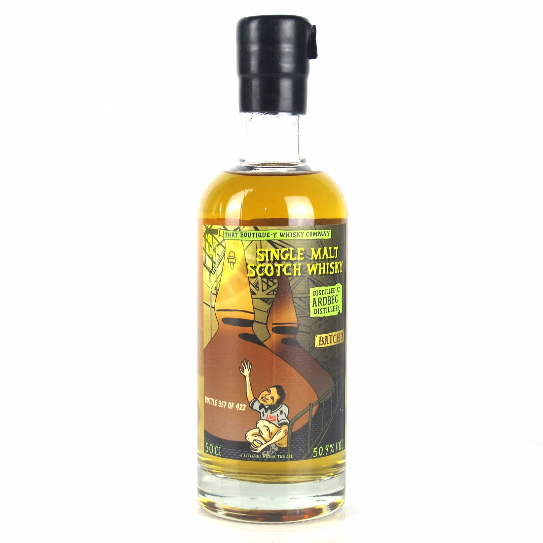 Ardbeg That Boutique-y Whisky Company Batch #2