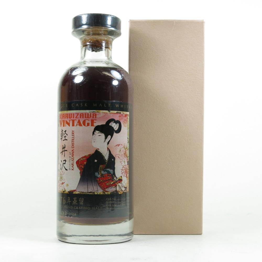 Karuizawa 1976 Geisha Single Cask #7818