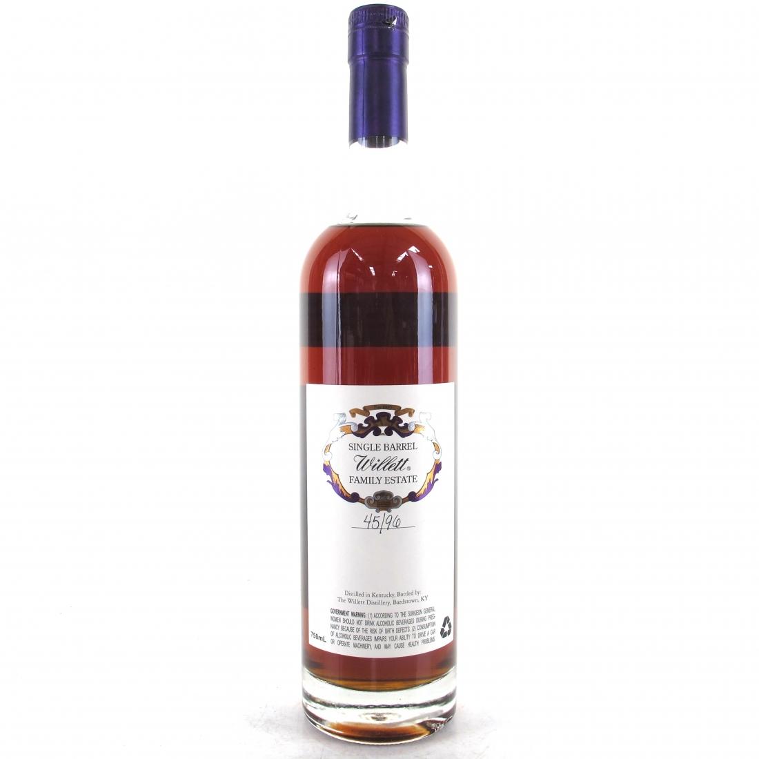 Willett Family Estate 22 Year Old Single Barrel Bourbon #C22D / Wheated
