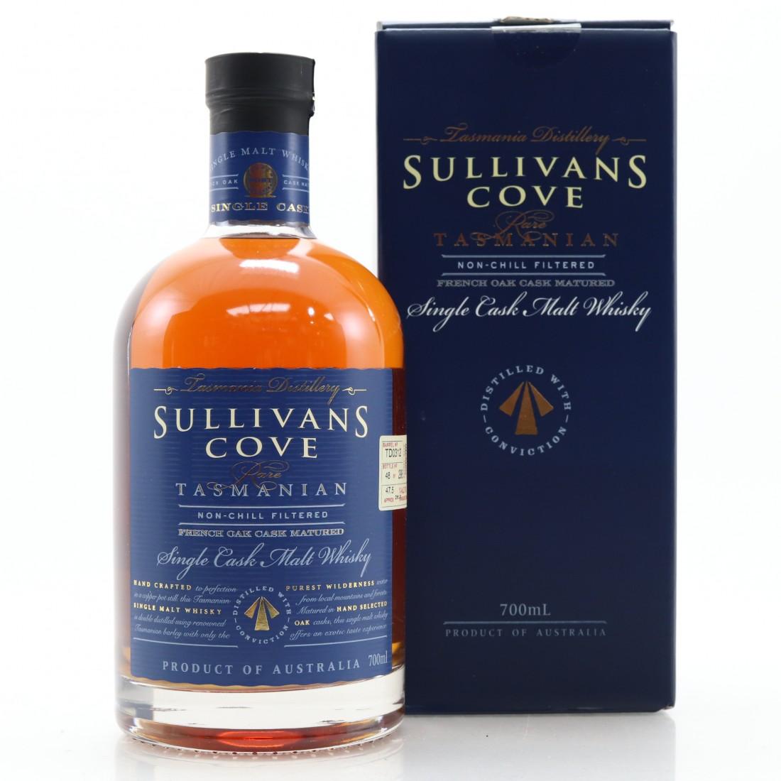 Sullivans Cove 2008 Single French Oak Cask #TD0312