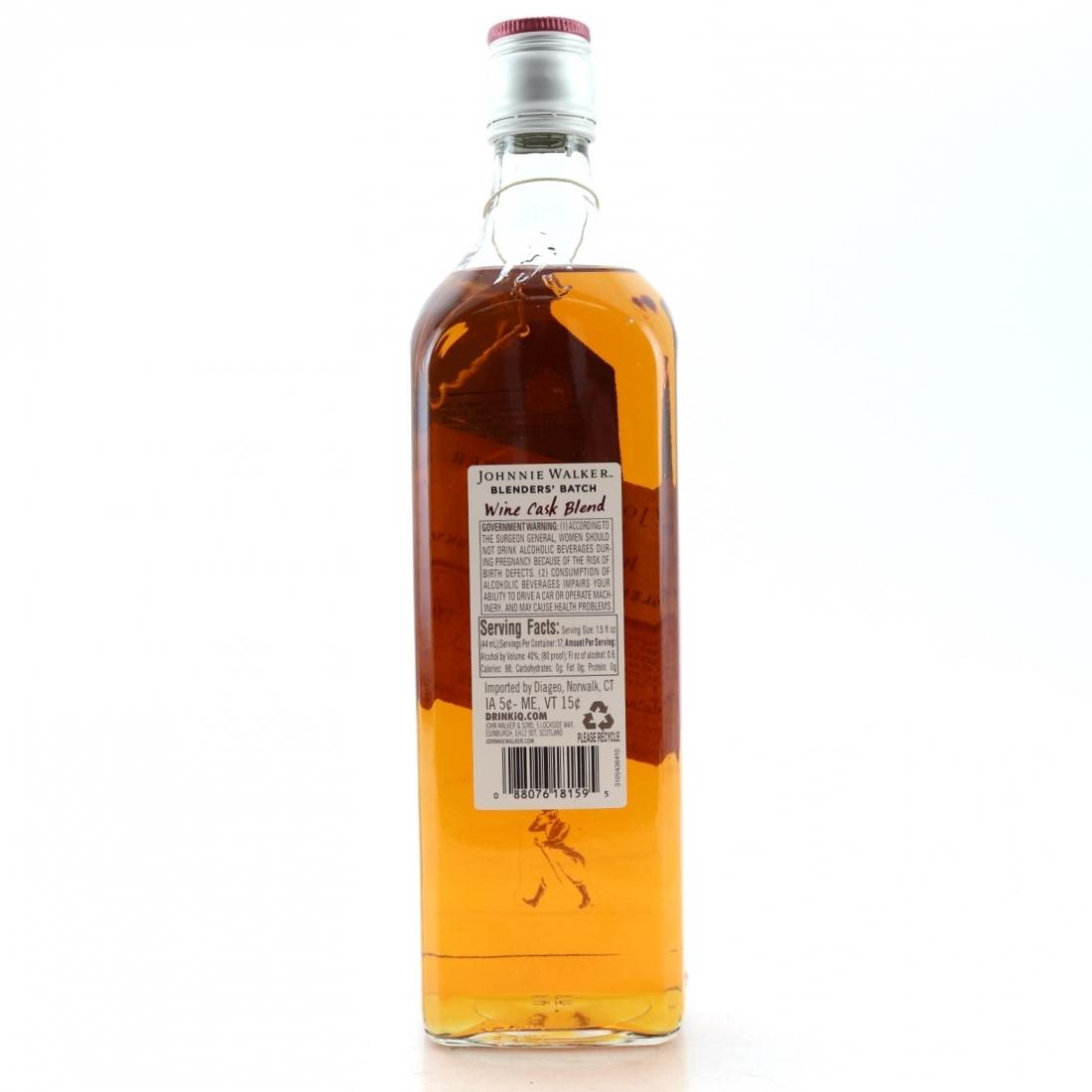 Johnnie Walker Blenders' Batch Exp#6 Wine Cask Blend 75cl / US Import