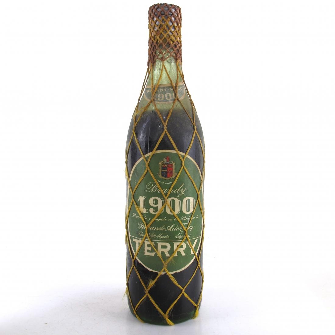 Fernando A. de Terry 1900 Brandy
