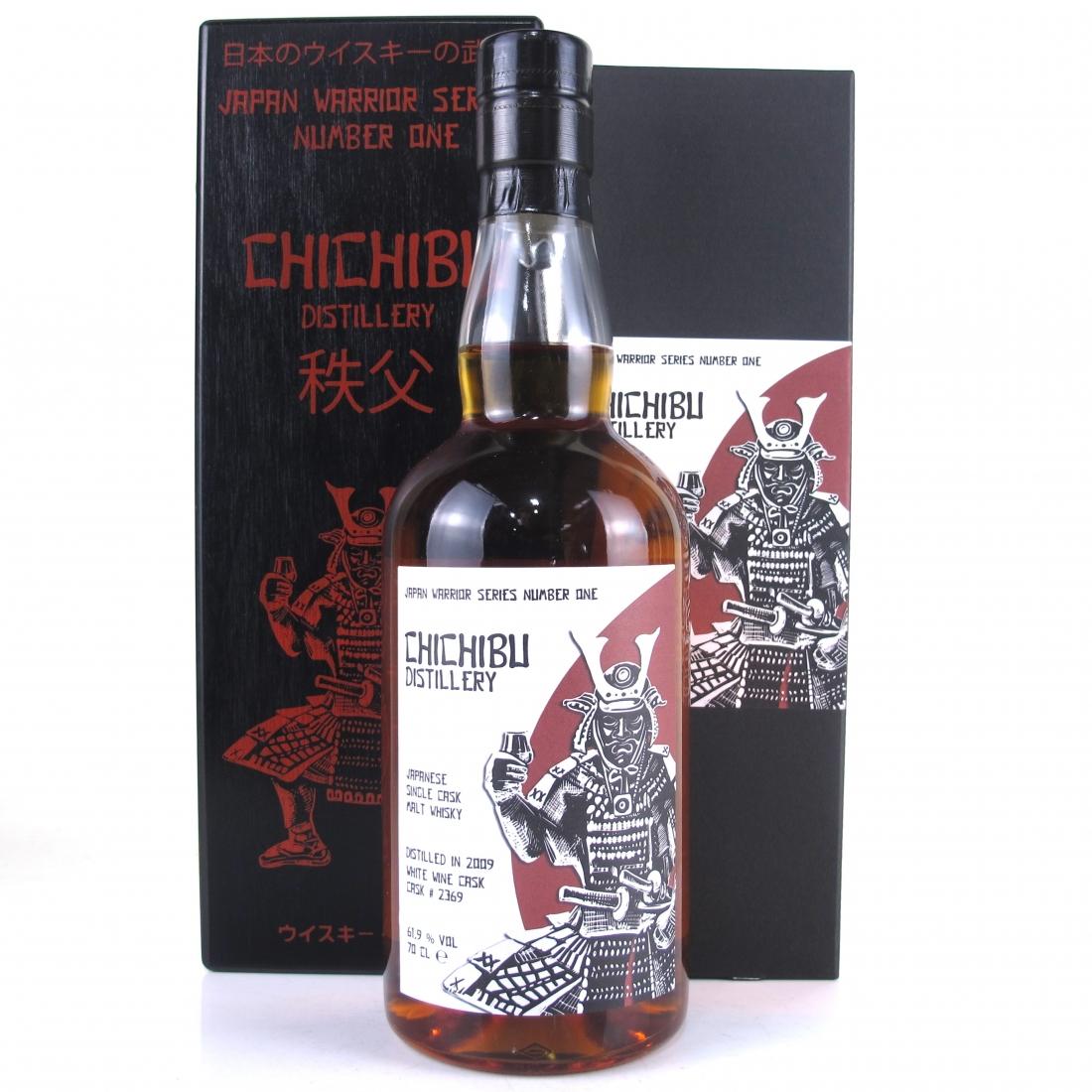 Chichibu 2009 Ichiro's Malt Single Cask #2369 / Warrior Series No. 1