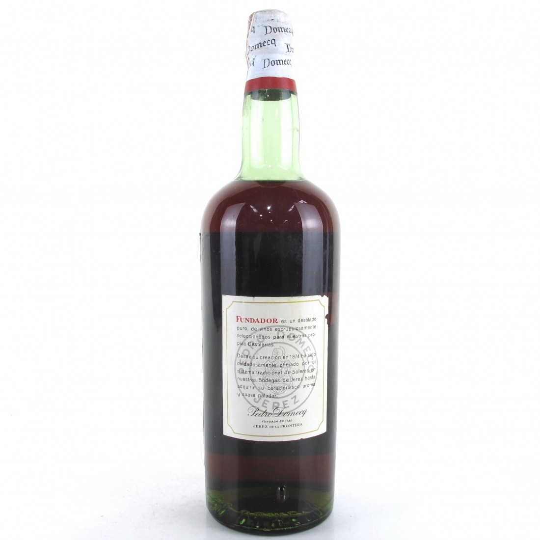 Fundador Pedro Domecq Brandy 1 Litre