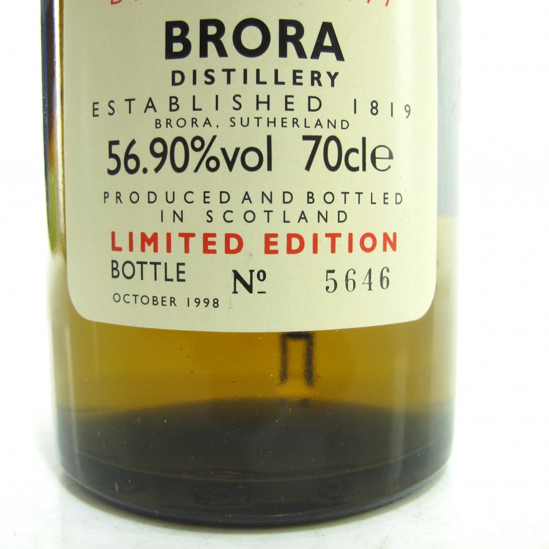 Brora 1977 Rare Malt 21 Year Old / 56.9%
