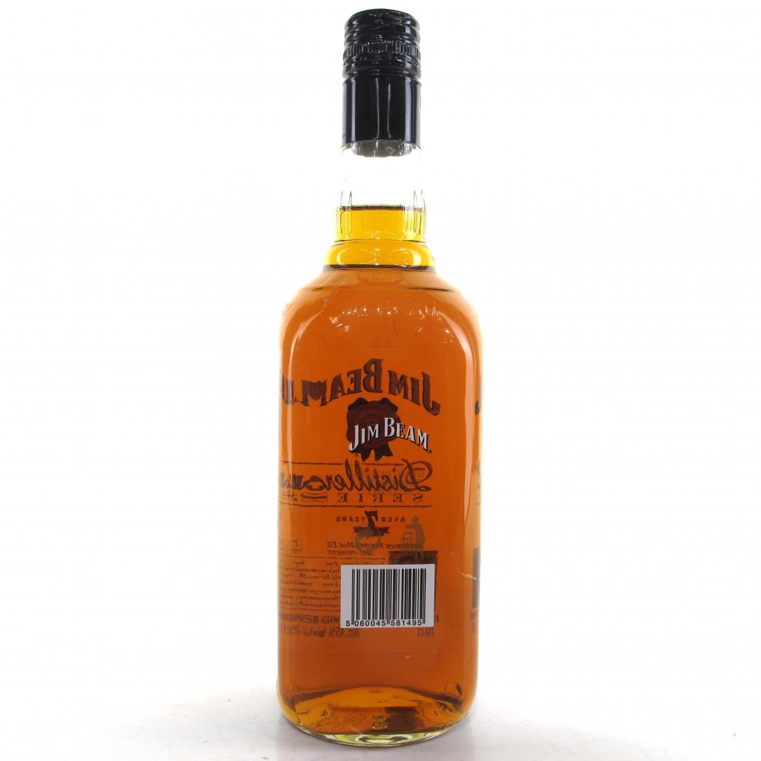 Jim Beam 7 Year Old Distillers Series / Fred Booker Noe III