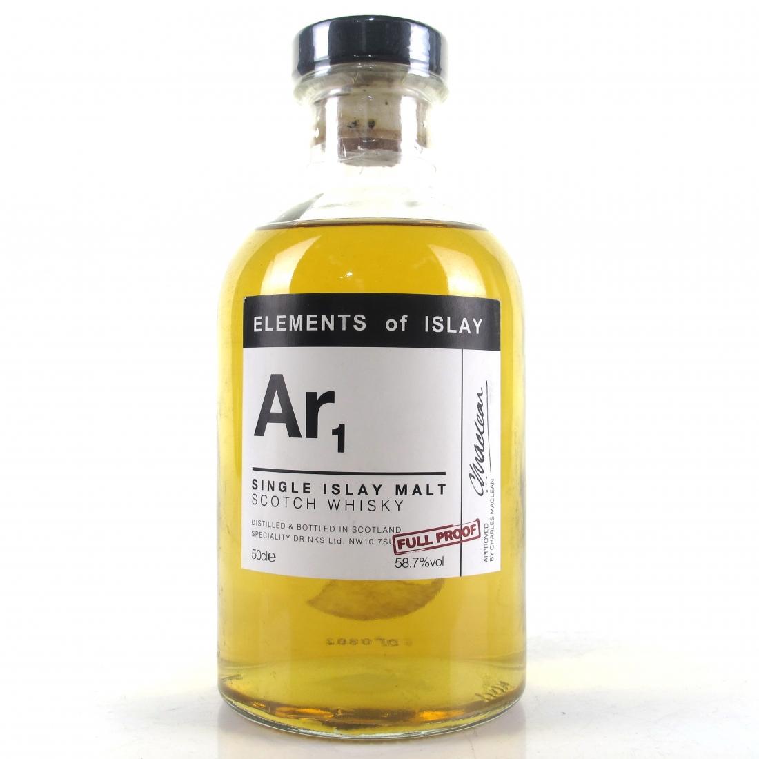 Ardbeg Ar1 Elements of Islay