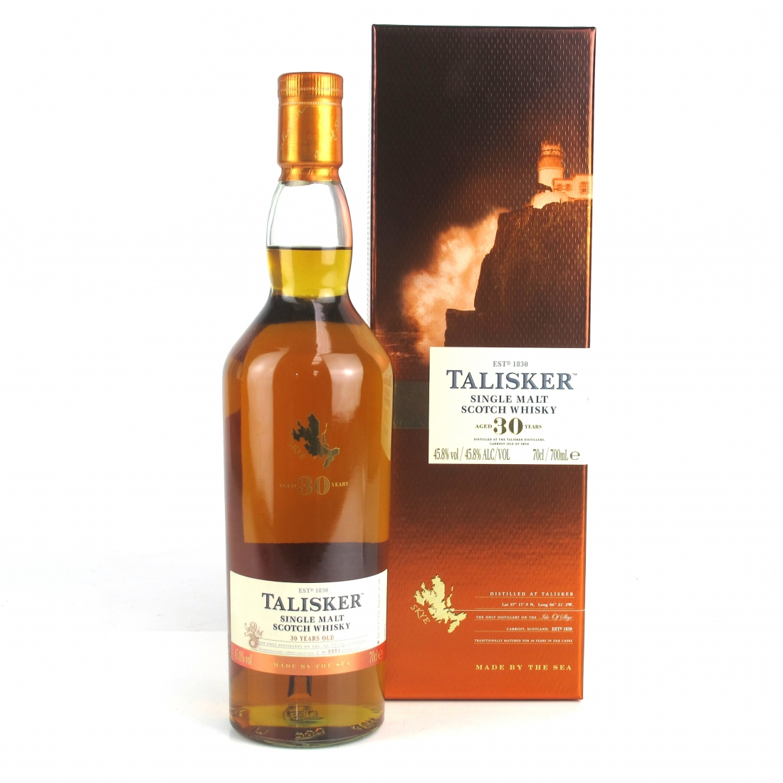 Talisker 30 Year Old 2017 Release