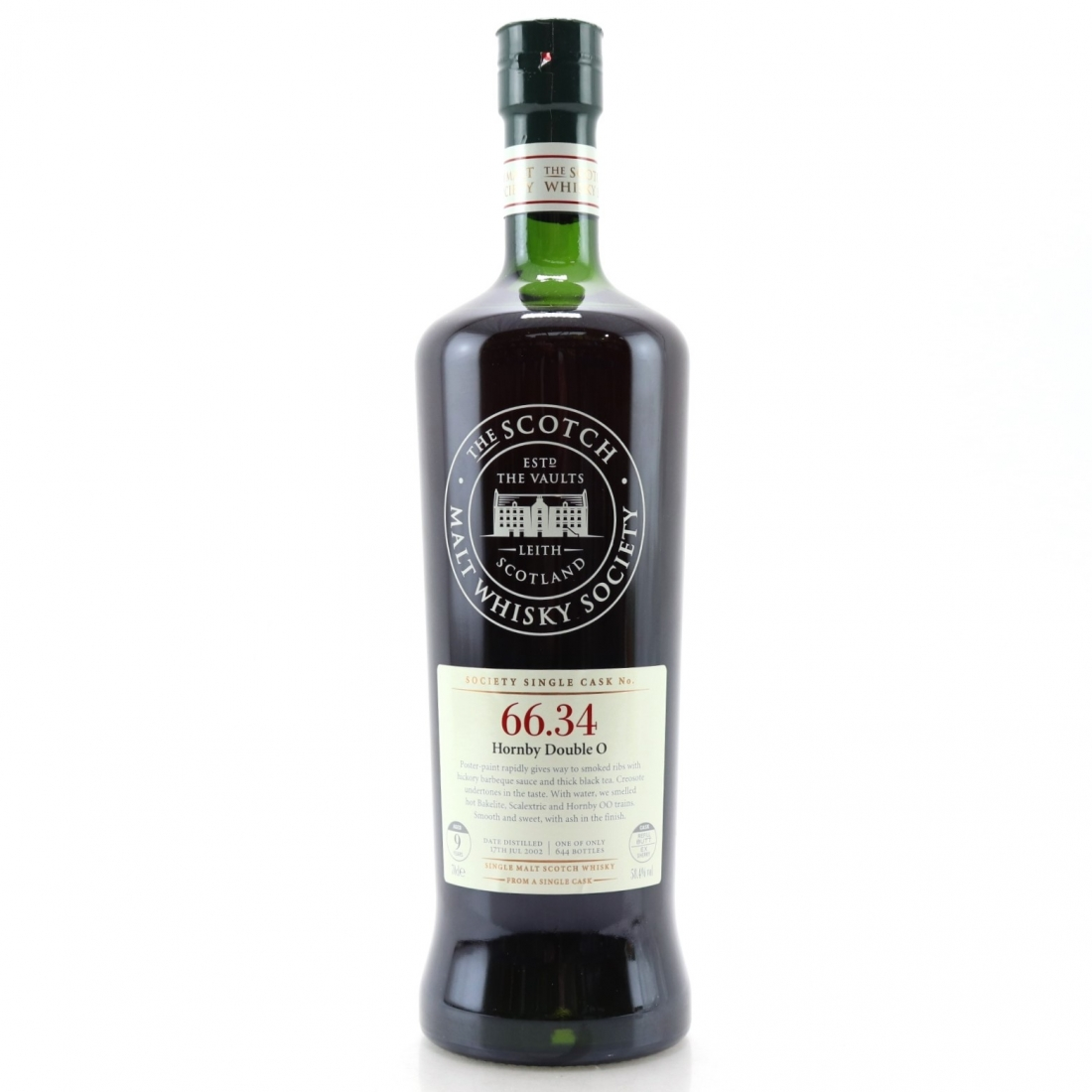 Ardmore 2002 SMWS 9 Year Old 66.34