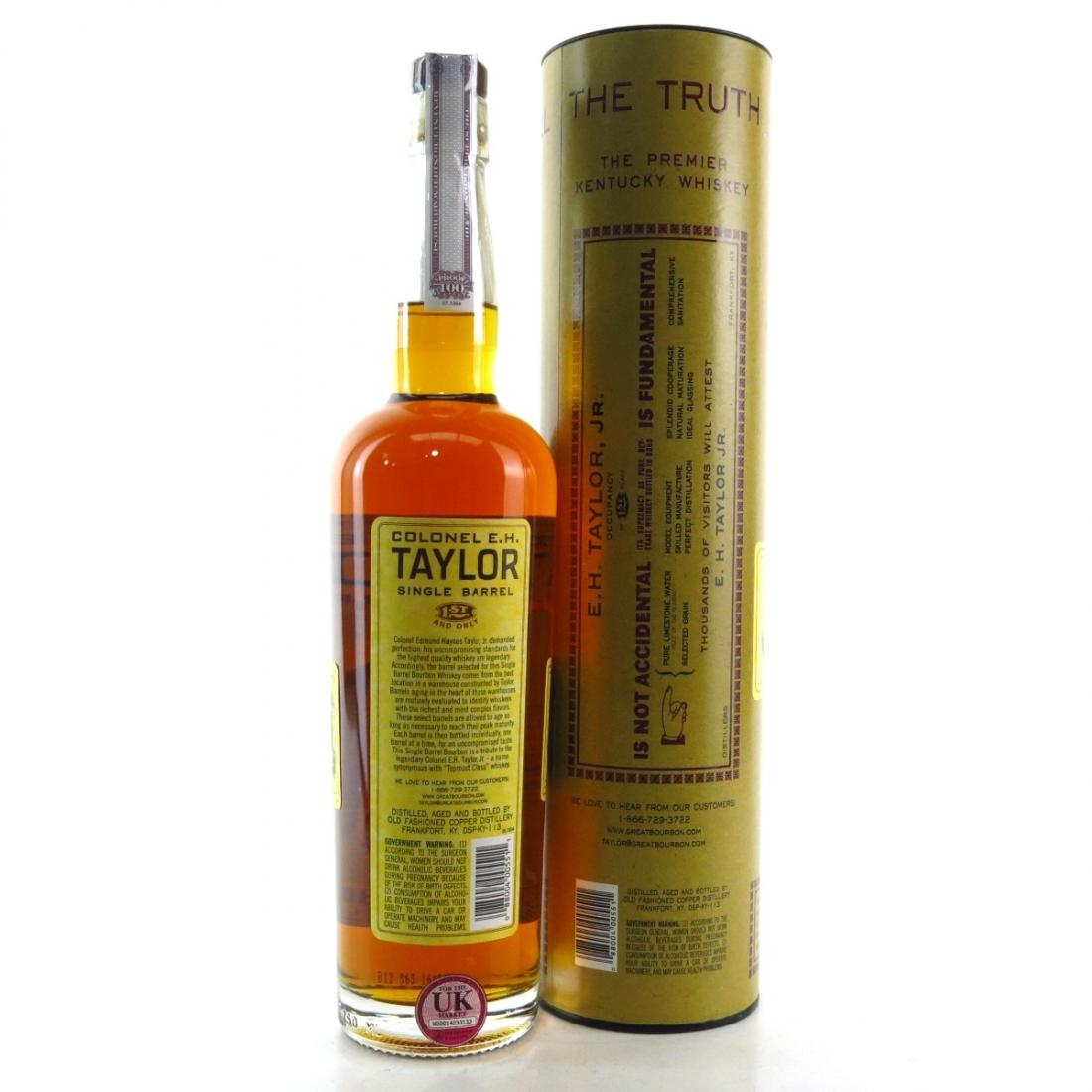 Colonel E.H Taylor Single Barrel Straight Kentucky Bourbon