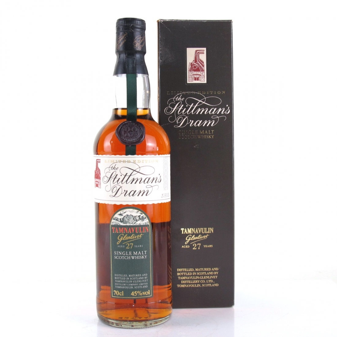Tullibardine 27 Year Old Stillman's Dram