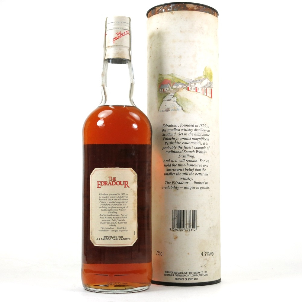 Edradour 10 Year Old 1990s