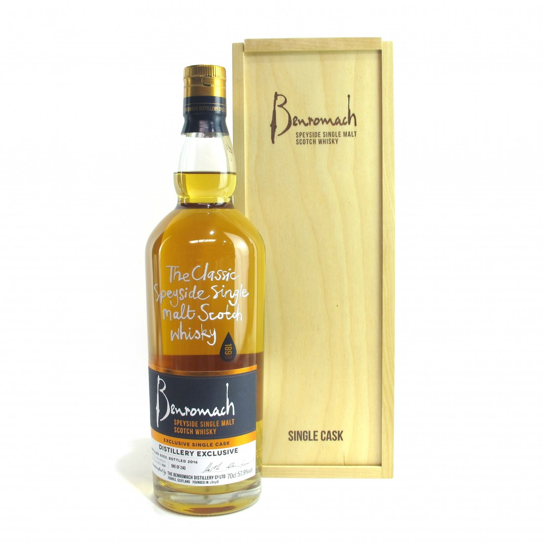 Benromach 2003 Single Cask #523 / Distillery Exclusive
