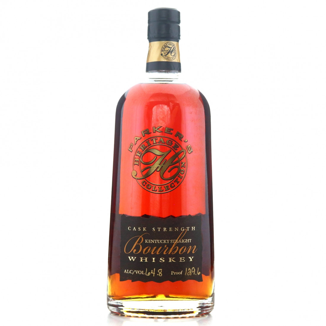 Parker's Heritage Collection 1996 Cask Strength Bourbon Inaugural Release