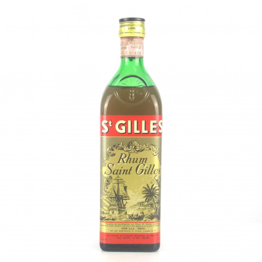 St Gilles Rhum 1960/70s