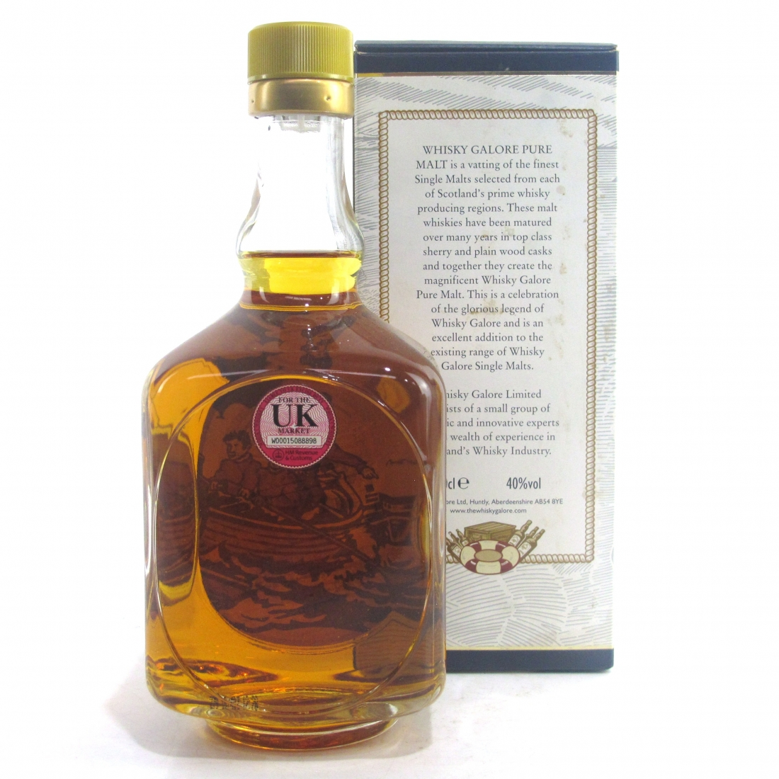 Whisky Galore 10 Year Old Pure Malt