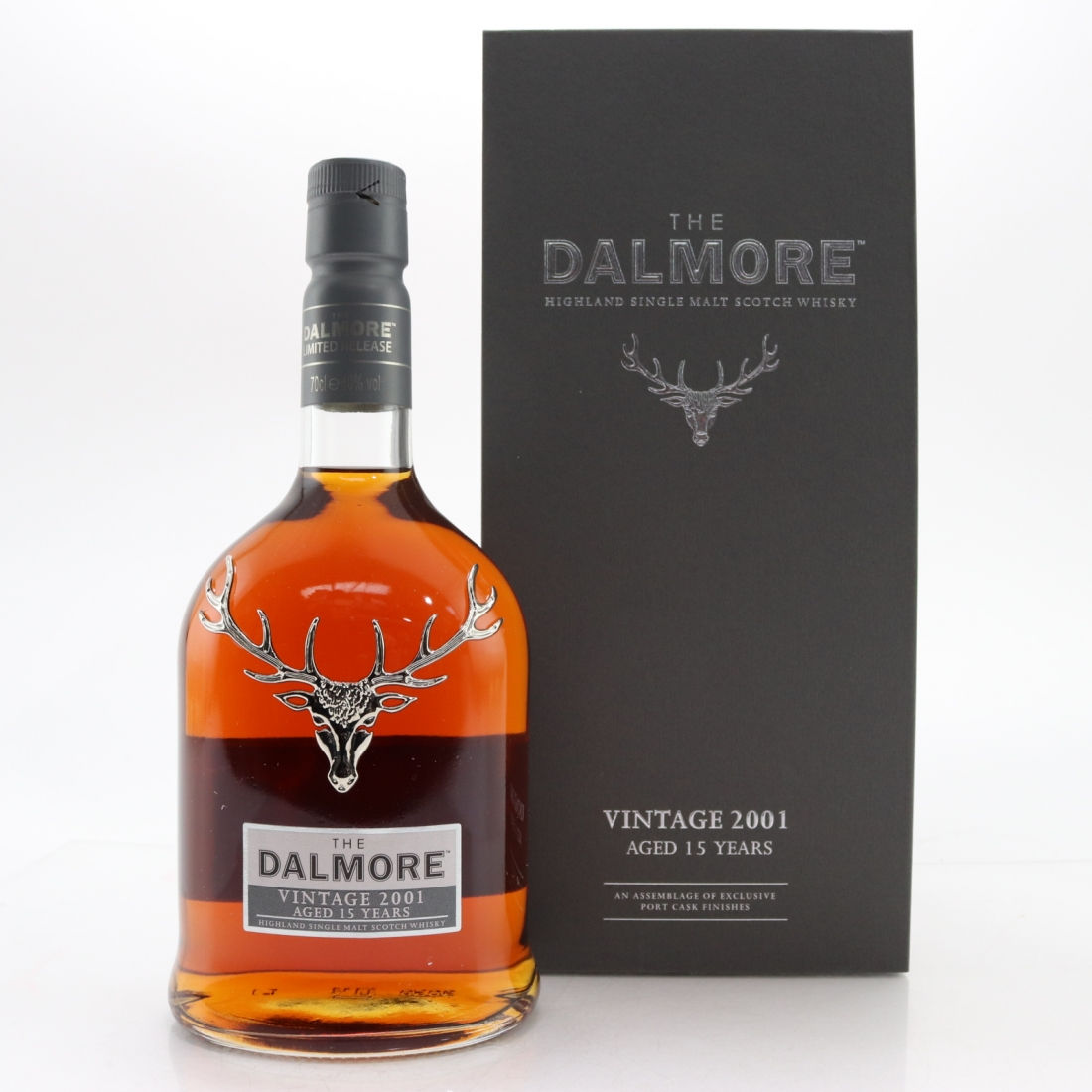 Dalmore 2001 15 Year Old / Port Vintages